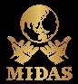 株式会社MIDAS(マイダス) ロゴ